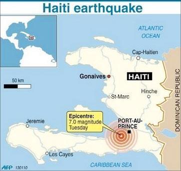 Peer January 12 2010 Haiti Earthquake Overview